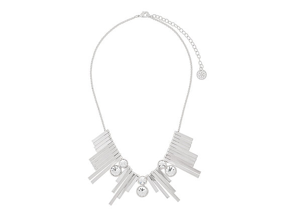 N&B Bar Necklace