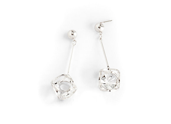 N&B Arete Elysées Earrings
