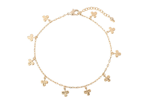 N&B Adjustable Anklet/Bracelet