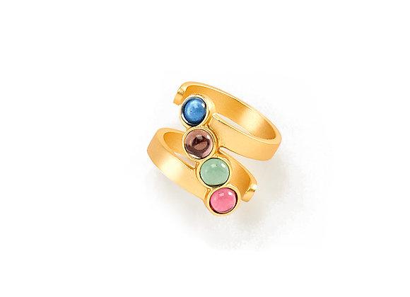 N&B Amalfi Ring