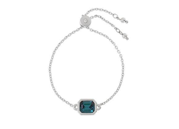 N&B Adjustable Aqua Bracelet