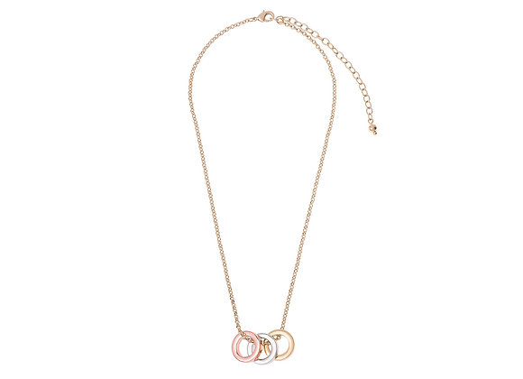 N&B Circles Necklace