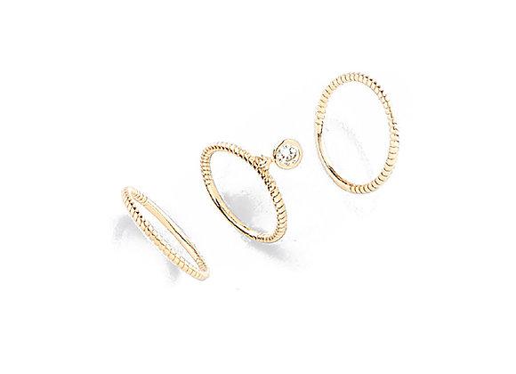 N&B Triple Ring