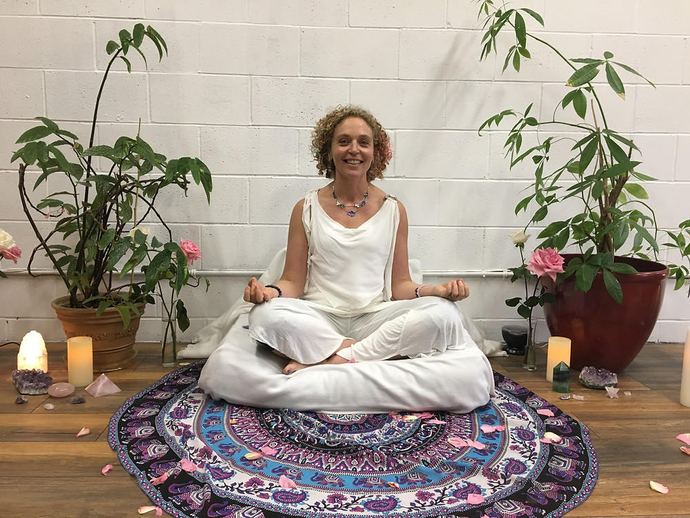 online Mindfulness and Meditation classes. Yoga for all levels. Namaste. Sat Nam