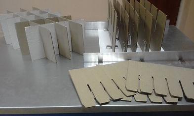 Оборудование для сборки картонной решетки