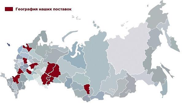 АБВ abv-paper география поставок бумаги
