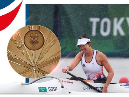 Paralympic Bronze - VL2 - Jeanette Chippington