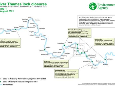 Winter Lock Closures