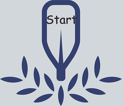 Paddle START Award Certificate