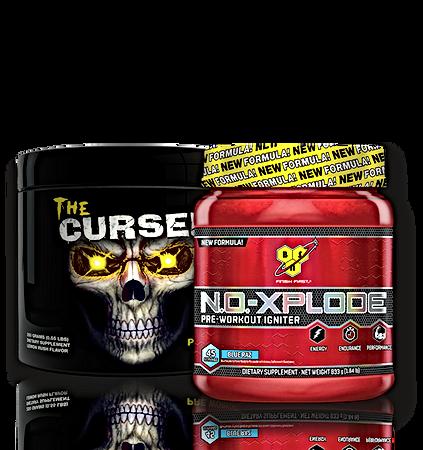 No-Xplode, The Curse