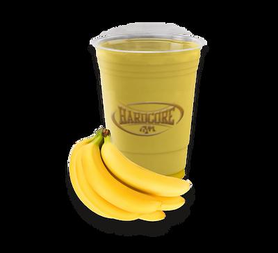 Hardcore Gym Banana Smoothies