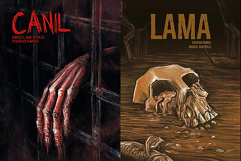 Combo Lama+Canil