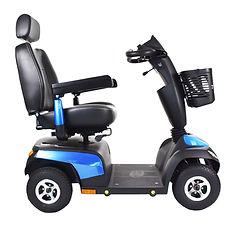Four wheeled Pegasus Scooter