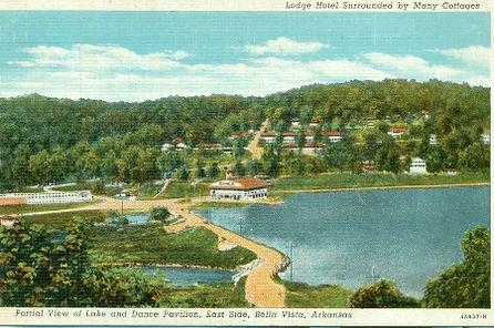 History of Bella Vista, Arkansas
