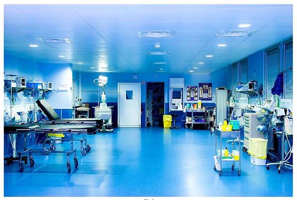 Clinique Mousseau Salle de réveil