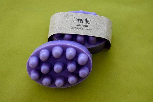 Lavender -  Massage Soap Bar