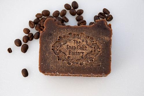 סבון קפה משמן זית