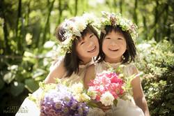 flower gilrs
