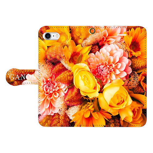 Flower designer case #5