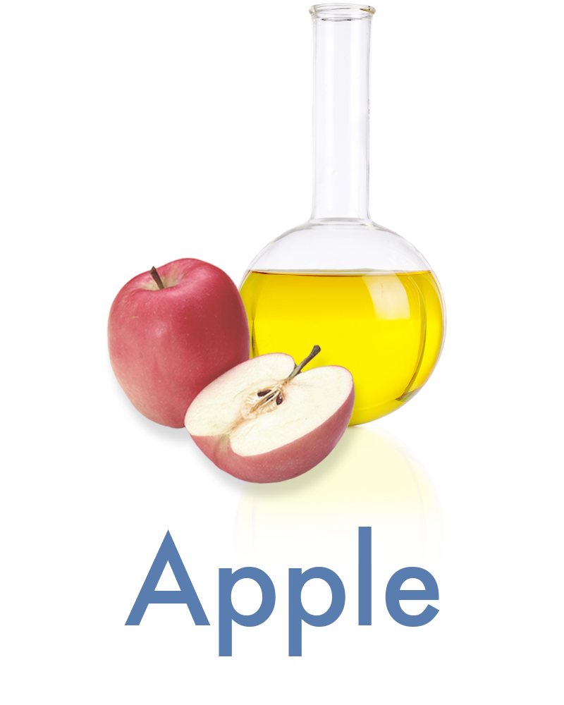 Anti-aging facial skincare Apple