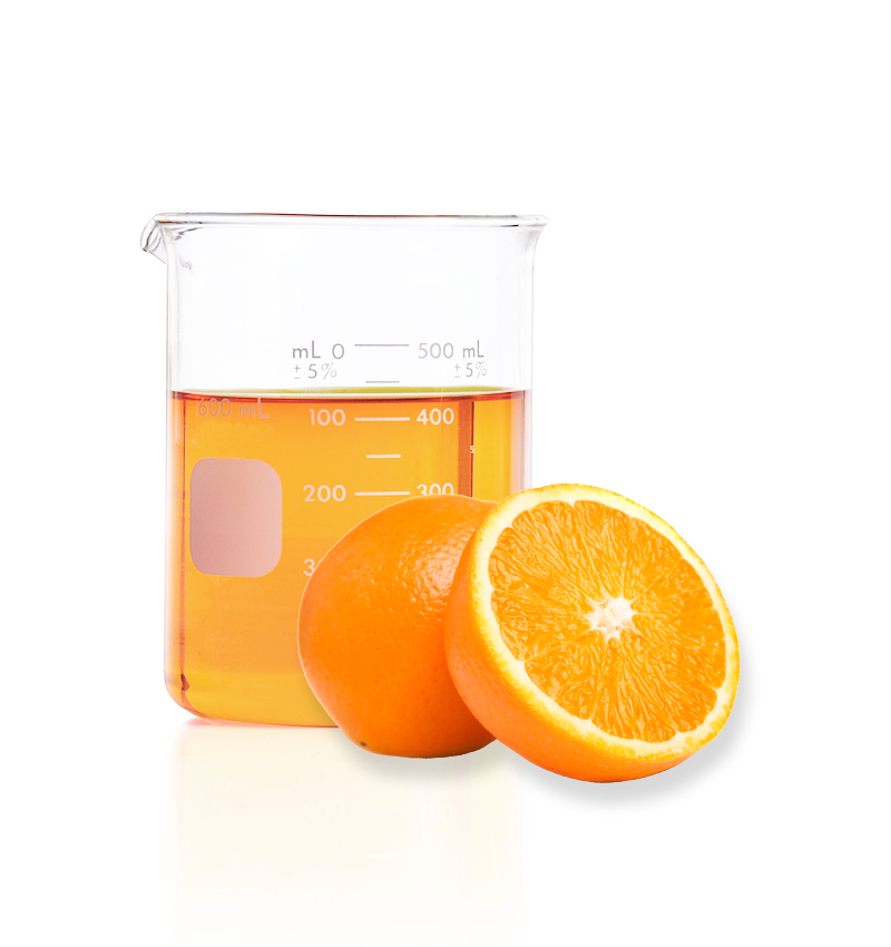 Smart orange Fruit Acid Ingredient