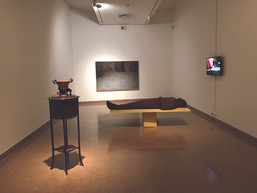 The Larva Society of Psychical Research (Exhibition View)