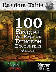 100-Spooky-Yet-Mundane-Dungeon-Encounter