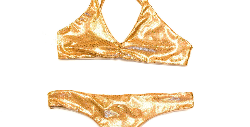 Golden Sunset Bikini