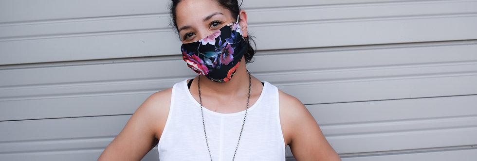 Bikini Hut Face Mask