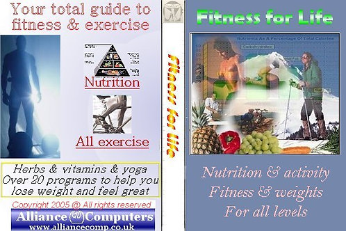 Fitness for life - A journey through exercise and nutrition