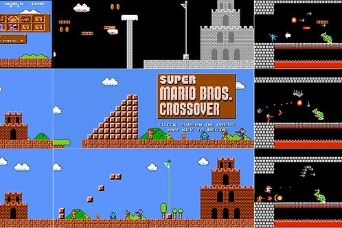 Mug Nintendo Super Mario Bross Cross