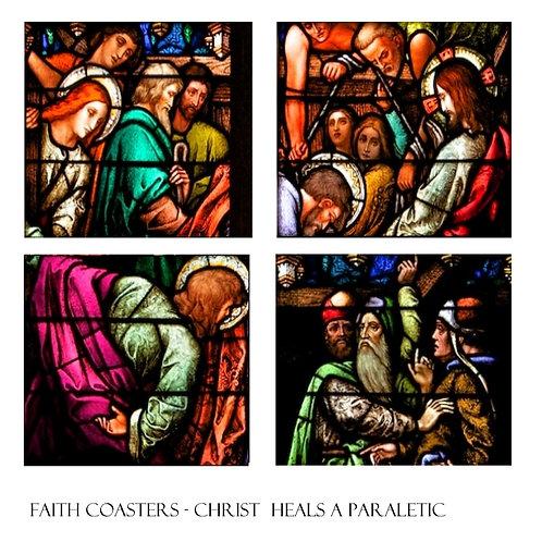 Coaster Christ the King 3 Set