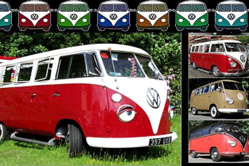 Mug VW Camper - Live simply