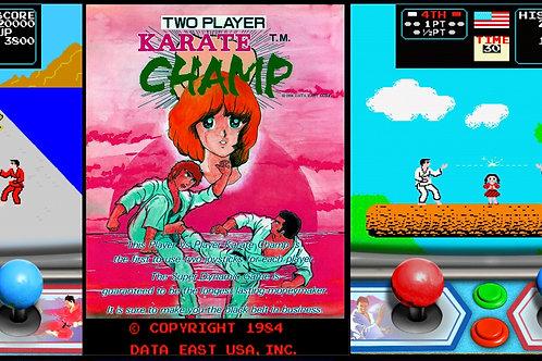 Mug Arcade Karate Champ