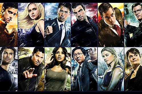 Heroes series compilation