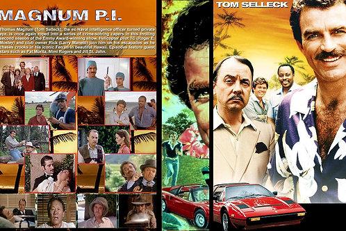 Magnum_P_I_-_Season_6 Cover