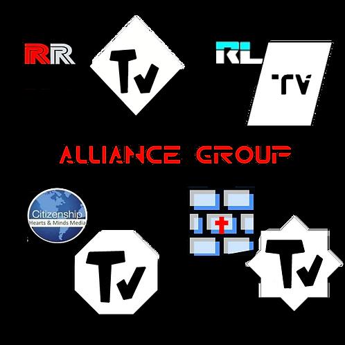 Alliance network stars - Wolfness