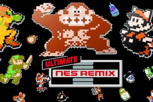 Mug Nes Remix Ultimate