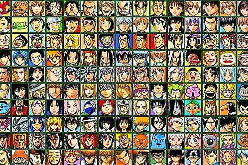 Mug manga compilation