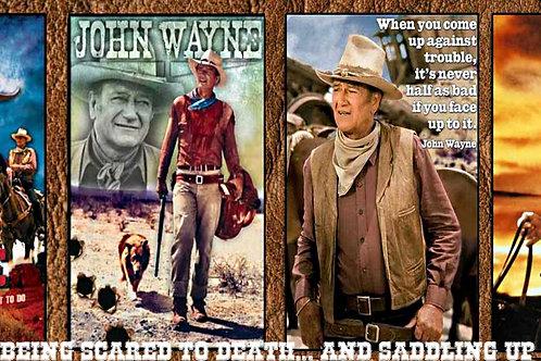 Mug John Wayne