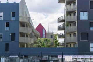 Panorama, la petite maison sur le toit