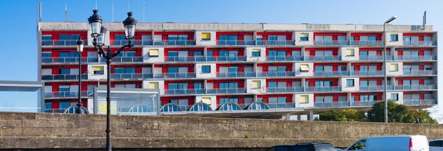 Immeuble de la Caserne des Pompiers Bordeaux