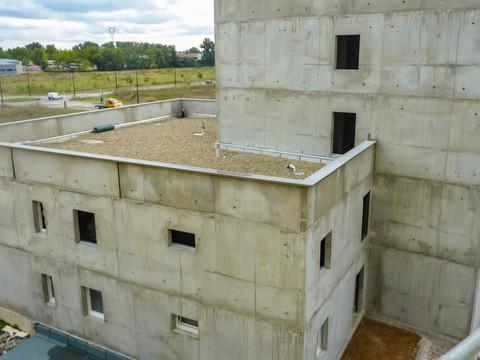 Immeuble en construction Ginko