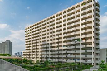 Immeuble à Tokyo