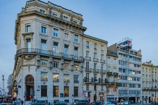 Immeuble ancien à Bordeaux