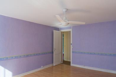 La chambre mauve