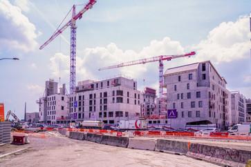 Mutation et renaissance d'un nouveau quartier à Bordeaux
