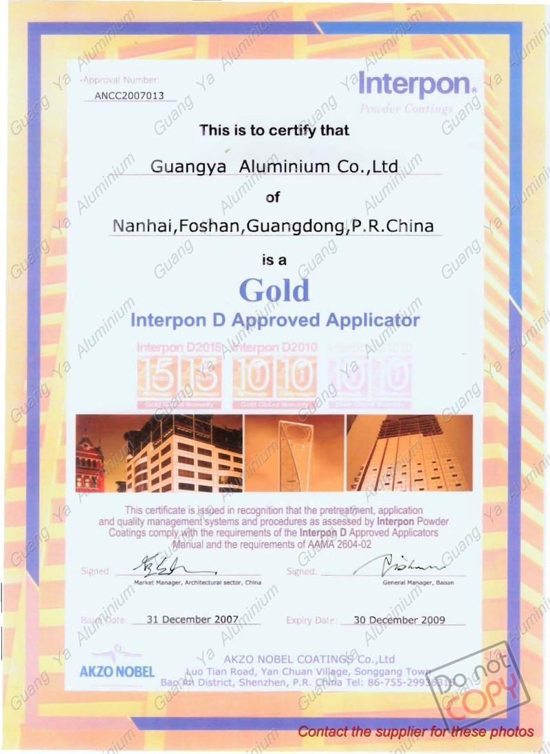 Certs_INTERPON - AKZO NOBEL