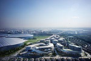 Qingpu xujing exhibition center-shanghai