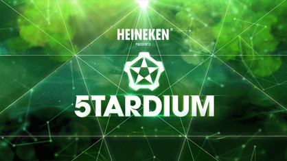 HEINEKEN Presents STARDIUM - TVC_2014